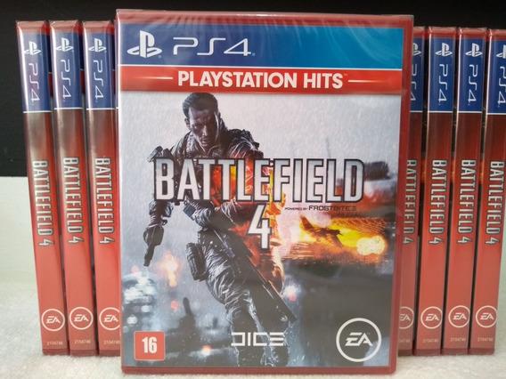 Battlefield 4 Ps4 Mídia Física Novo Em Português Lacrado
