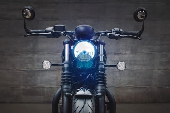 Triumph Bobber Black 1200 - Dolar Oficial.