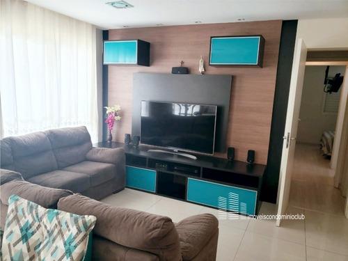 Apartamento 100m² A Venda 3quartos Condomínio Portal Do Mara