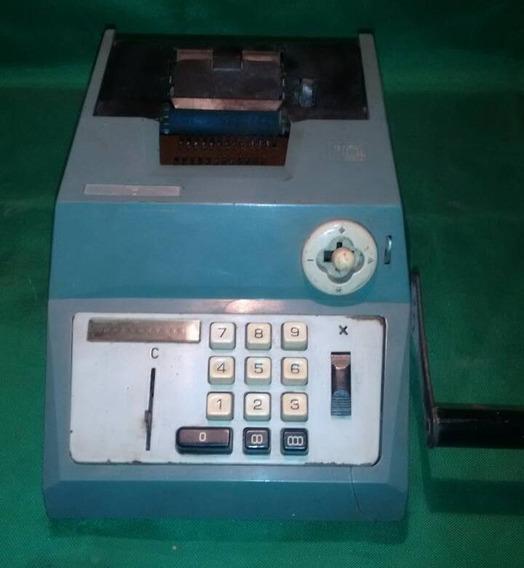 Calculadora Antiga Olivetti Summa Prima 20