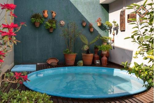 Imagem 1 de 30 de Casa Com 3 Dormitórios À Venda, 203 M² Por R$ 1.717.000,00 - Granja Julieta - São Paulo/sp - Ca2911