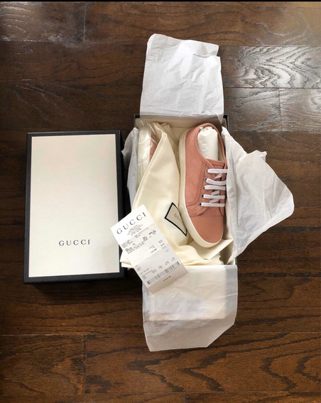 Tenis Gucci Mujer 7