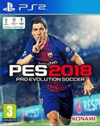 Playstation 2 Para Jogos Pes2018