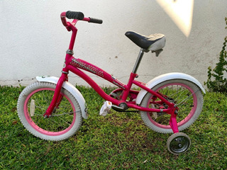 Bicicleta Infantil Rodado 16 Diamond Back Mini Della Cruz