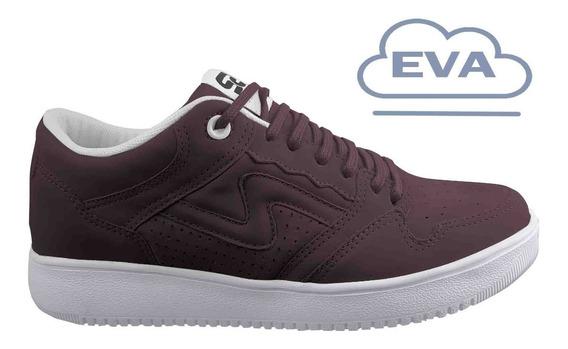 Zapatillas Spiral Pow Bordo