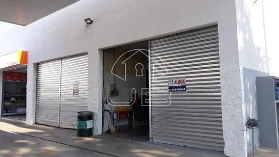 Salão Para Aluguel Em Jardim São Judas Tadeu (nova Veneza) - Sl002859