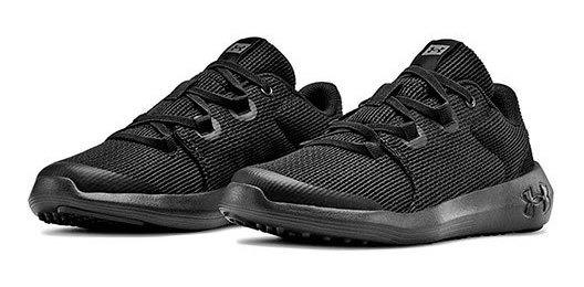 Under Armour Sneaker Casual Niño Negro Ripple Btk07529
