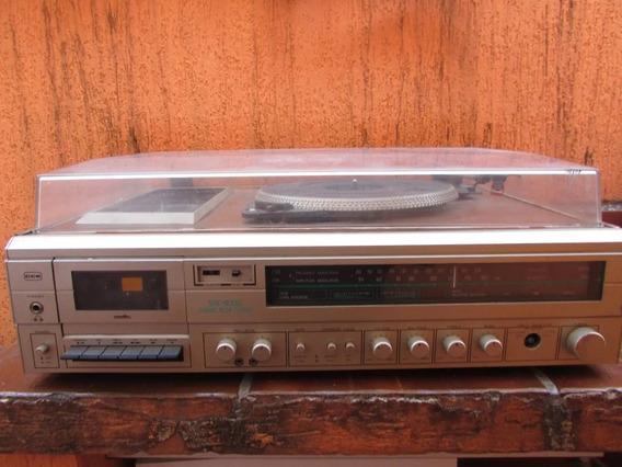 R/m - 3 Em 1 Cce Stereo Music Center Shc-8000 - Funcionando