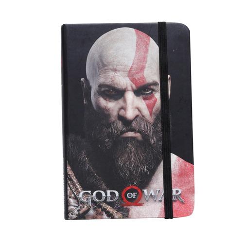 Caderneta A6 Anotacao Kratos And Atreus Gow 9,5x14