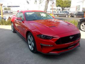 Ford Mustang 5.0l Gt V8 At 2019¡más Potencia, Más Velocidad!