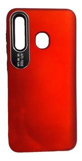Templado Glass Full Cover Funda A.impacto Moto G8 Plus Combo