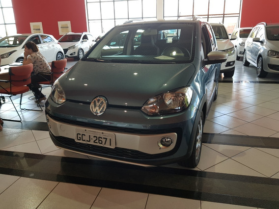 Volkswagen Cross Up Tsi