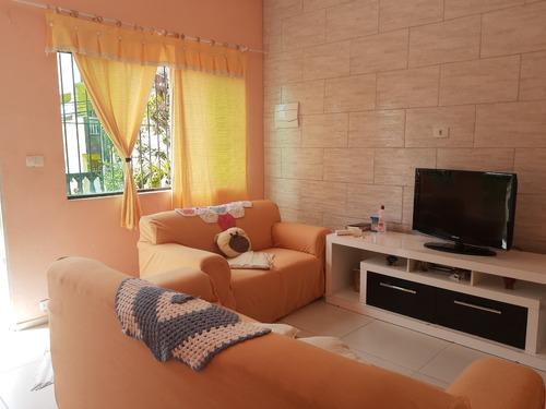 Vendo Casa Terrea No Capão Redondo ( Vi446 )