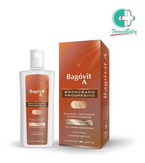 Bagovit A Emulsión Hidratante Autobronceante 200g