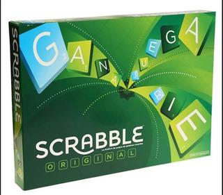 Scrabble Original Envío Gratis
