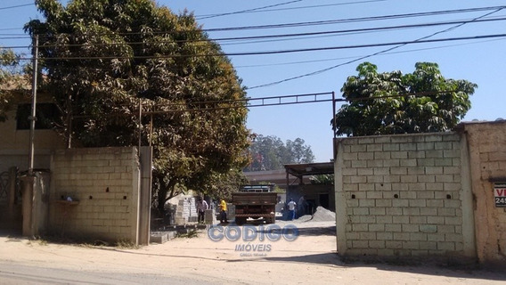 Ótimo Terreno Com 1000 Metros - Cabuçu! - 00509-1