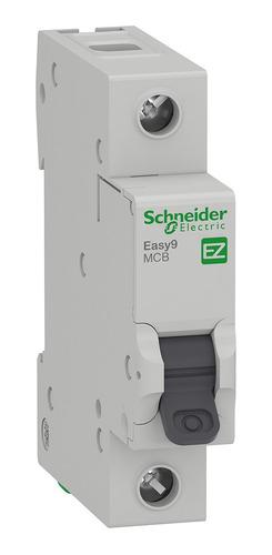 Breaker Schneider Easy9 Monopolar 20 A 10ka 127-230 V C Riel