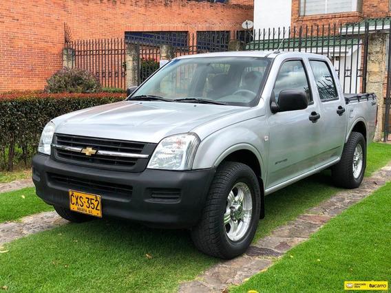 Chevrolet Luv D-max Ls 4x2 3000cc Tdi Mt Aa Dh Fe