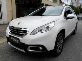 Peugeot 2008 1.6 16v Flex Griffe 4p Automatico