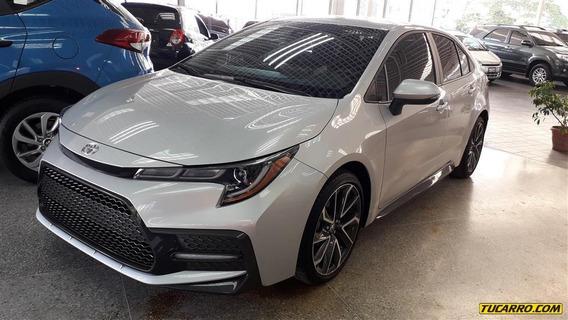 Toyota Corolla Sedan Se