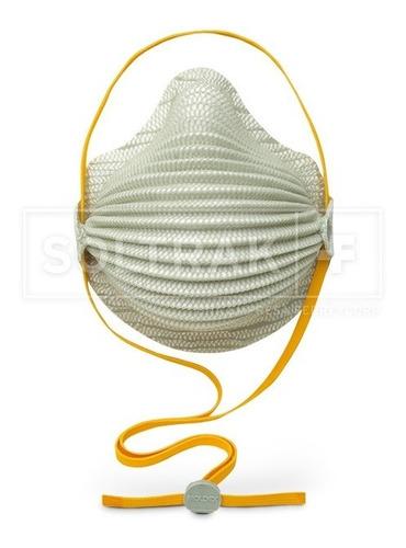 Respirador Reutilizable N95 Moldex 4600 (10und)