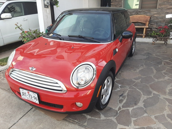 Mini Cooper Salt Red Chili