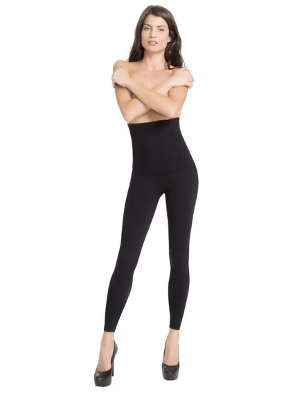 3 Leggings Control Push Up Ilusion 43961 Comprime Reduce Oi