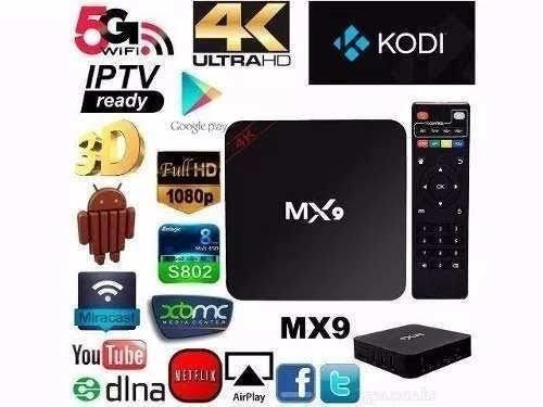 Tvbox Mx9