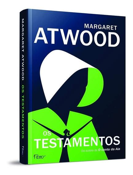 Livro Os Testamentos - Margaret Atwood - Lacrado!