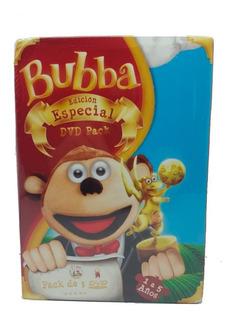 Dvd Bubba Pack Edición Especial X3
