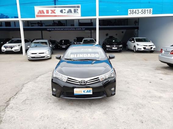 Toyota Corolla Xei 2017 Blindado Impecável Oportunidade