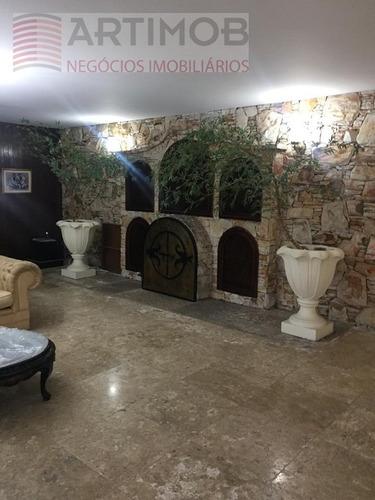 Casa Para Venda, 4 Dormitórios, Jardim Guedala - São Paulo - 3444