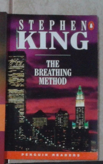 Livro The Breathing Method Stephen King Em Ingles
