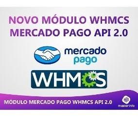 Módulo Whmcs Mercadopago Novo Api Lightbox Com Manual