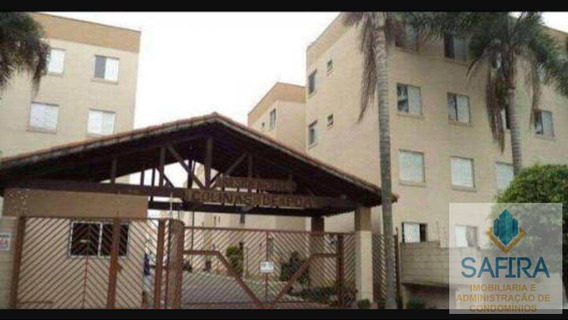 Apartamento Com 3 Dorms, Vila Acoreana, Poá - R$ 260.000,00, 64m² - Codigo: 261 - V261