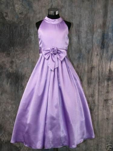 Espectacular Vestido De Fiesta Para Niñas De 10 A 12 Años