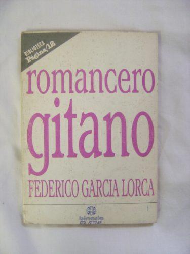Romancero Gitano / Federico Garcia Lorca (ed Página 12)