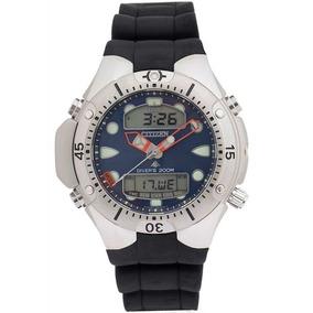 Relógio Citizen Masculino Aqualand Ii Jp1060-01l / Tz10128f