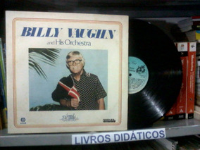 Lp - Lpde0041 - Billy Vaughn And Orchestra - 1982