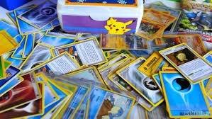 Deck De Carta Pokemon Com Duas Cartas Ex E Mais 150 Cartas