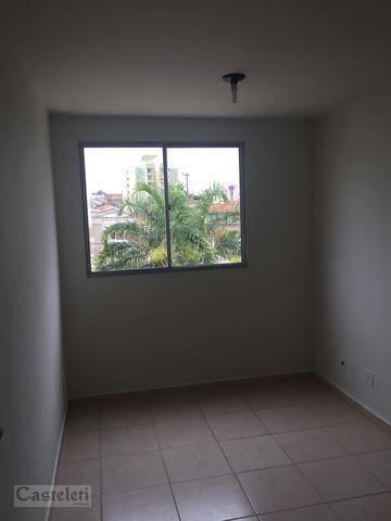 Apartamento À Venda, 44 M² Por R$ 240.000,00 - Vila Industrial - Campinas/sp - Ap7104