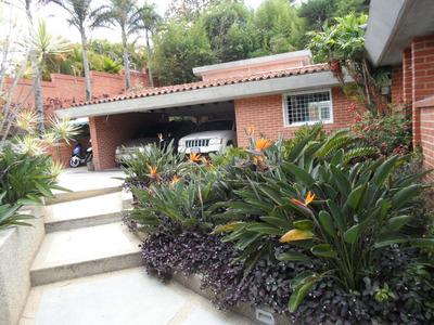 Casa En Venta Alto Hatillo Mg1 Mls18-4665