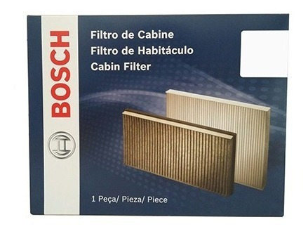 Imagem 1 de 1 de Filtro Do Ar Condicionado Ford Fusion 3.0 2.5 2009 A 2013
