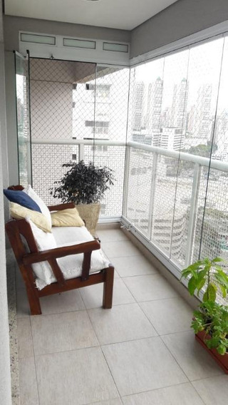 Apartamento Em Vila Andrade, São Paulo/sp De 84m² 3 Quartos À Venda Por R$ 600.000,00 - Ap190305