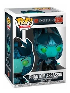 Funko Pop Dota 2 356 Phantom Assassin Nuevo Magic4ever