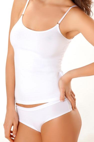 Musculosa Camiseta Bretel Fino Modal Mc Cartney 280