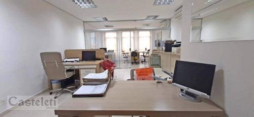 Sala Para Alugar, 60 M² Por R$ 1.650,00/mês - Jardim Das Bandeiras - Campinas/sp - Sa0388