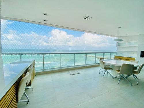 Imagem 1 de 15 de Apartamento Para Venda Em Natal, Areia Preta - Infinity Areia Preta, 4 Dormitórios, 4 Suítes, 6 Banheiros, 4 Vagas - Ap1554-in_2-1094105