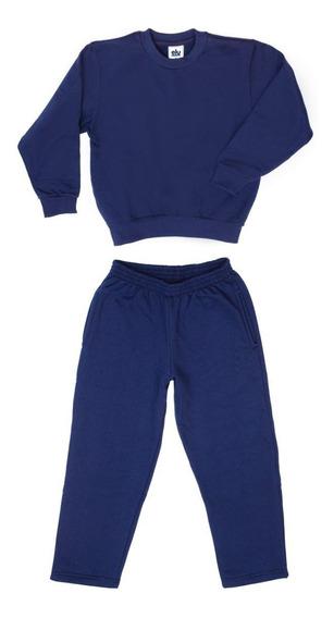 Conjunto Ely Buzo Y Pantalon Frisa Talle 2 Al 16 Art 1200