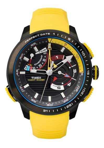 Relógio Timex Yacht Racer Masculino Tw2p44500ww/n